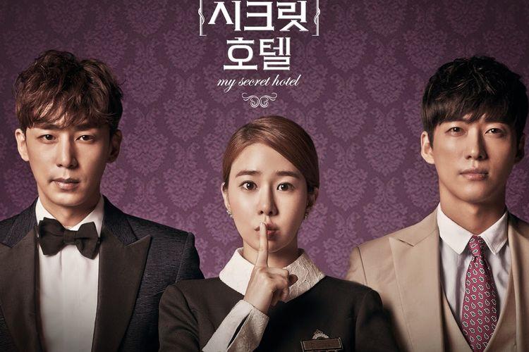 Poster drama Korea My Secret Hotel