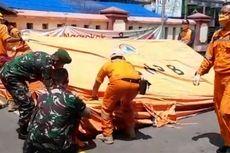 Agar Steril, TNI dan BPBD Tasikmalaya Dirikan Tenda Saring Awal Pasien Masuk RSUD Soekardjo