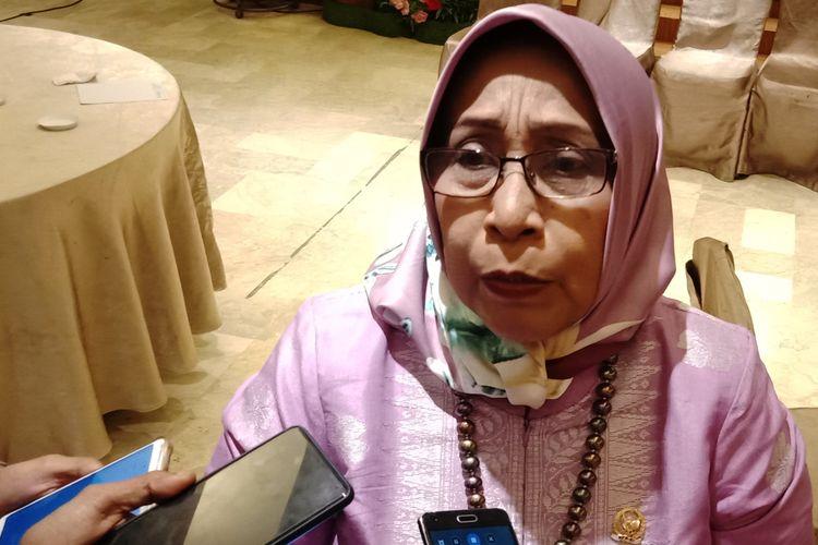 Wakil Ketua DPD RI Prof Darmayanti Lubis mengatakan, harus ada keterwakilan perempuan dalam dunia politik, Rabu (27/3/2019)