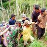 Detik-detik Tebing 50 Meter Longsor dan Tewaskan Seorang Petani di Tegal