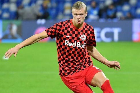 Kabar Transfer, Man United Selangkah Lagi Rekrut Erling Braut Haaland