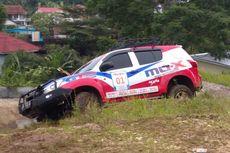 Pembuktian Ketangguhan Isuzu mu-X 4x4 di Medan Off-Road