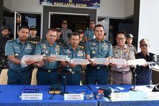 TNI Amankan Bayi Lobster Senilai Rp 11 Miliar, Pelaku Melarikan Diri