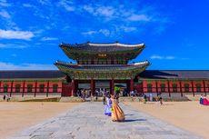 Tur Malam Hari Istana Gyeongbok Korea, Rasakan Hidup Ala Kerajaan