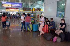 Bandara Ngurah Rai Ditutup hingga Pukul 19.00 Wita karena Terdampak Abu Vulkanik