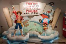 Serunya One Piece Tower di Jepang, Apa Saja Isinya?