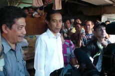 Jokowi: Murah, Biaya Sewa PKL Blok G Rp 5-6 Juta Per Bulan