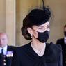 Makna Kalung Mutiara Kate Middleton di Pemakaman Pangeran Philip