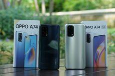 Selisih Harga Rp 200.000, Ini Bedanya Oppo A74 5G dan A74