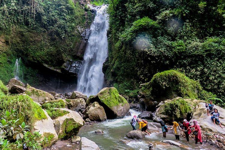 Hasil gambar untuk Air Terjun Kedung Kayang Boyolali