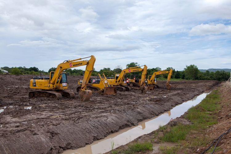 Pembangunan Tol Banda Aceh-Sigli.