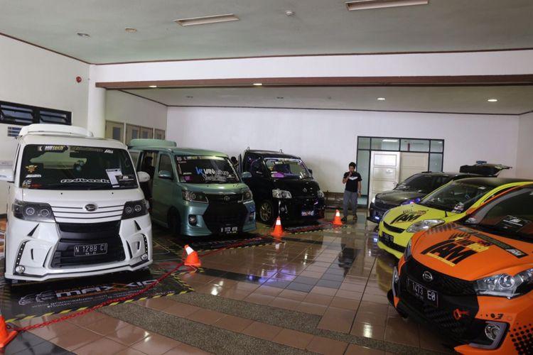 Daihatsu Drees-up Challenge di Bandung