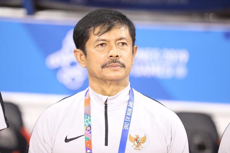 Pelatih timnas U-23 Indonesia, Indra Sjafri.