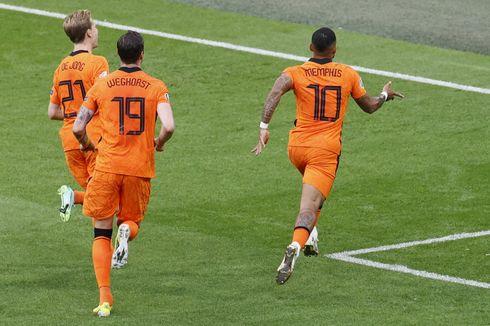 Lihat Lagi Kelolosan Timnas Belanda ke Babak 16 Besar Euro 2020 di Mola Melalui Kompas.com