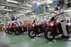 Rapor Ekspor Motor Honda Triwulan I 2019