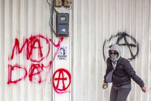 5 Fakta Kelompok Anarko, Vandalisme hingga Pelakunya Siswa SMP