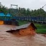 Banjir Bandang Hantam Lubuk Linggau, Satu Rumah Warga Hanyut, Puluhan Rusak