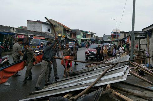 68 Bangunan Liar di Depok Dibongkar
