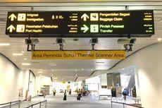 AP II: Belum Ada Alat Pengukur Suhu di Terminal Kedatangan Domestik Bandara Soetta