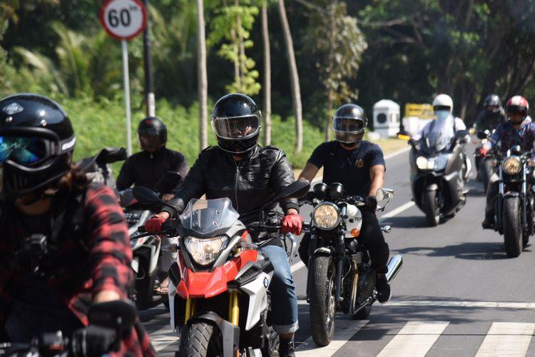 Motorbaik Adventure 2018 menuju Lombok