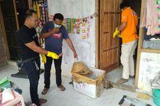 Ditemukan Sajam di Sekitar Kulkas Tempat Penyimpanan Potongan Tubuh Wanita di Sumbawa