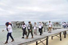 Tur Jelajah Wisata Sulawesi 2020 Menguak Keindahan Pulo Cinta di Gorontalo