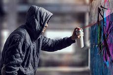 Polisi Cari Pelajar yang Lakukan Vandalisme di Tanah Abang