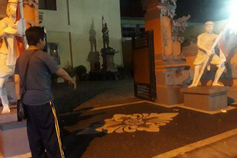 Suami Tusuk Istri di Pasar Kreneng Denpasar Bali