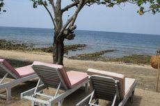 Bebas Pedagang Asongan, Turis Suka Meditasi di Pantai Pemuteran