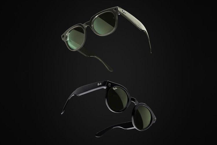 Kacamata pintar dari Ray Ban