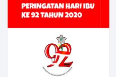 Hari Ibu 22 Desember 2020: Sejarah, Tema, Filosofi, dan Link Download Logo Peringatannya