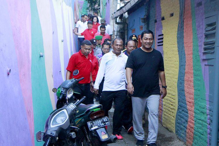 Gandeng Swasta, Pemkot Semarang Akan Cat Ulang Kampung Pelangi