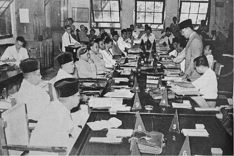 UUD 1945 sebagai Konstitusi Negara Halaman all - Kompas.com
