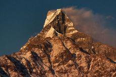 Misteri Machhapuchhare, Puncak Perawan Himalaya yang Tak Boleh Didaki