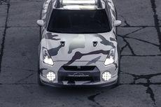 Lawan Arus, Nissan GT-R Godzilla Dibuat Offroad