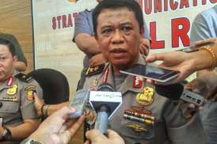 Kepala Divisi Humas Mabes Polri Irjen Pol Anton Charliyan.