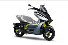 Yamaha Pajang 2 Skuter Listrik Baru di Tokyo Motor Show 2019