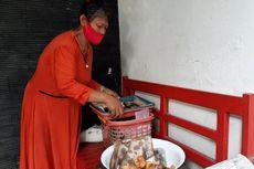 Demi Hidupi Anak dan Cucu di Kampung, Mak Romlah Rela Jadi Penjual Gorengan di Semarang