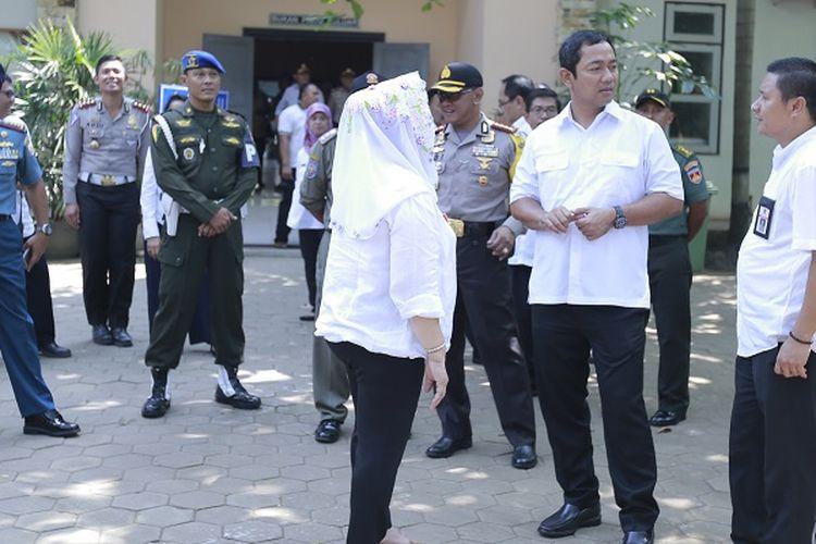 Wali Kota Semarang melakukan peninjauan di Kebun Binatang Semarang