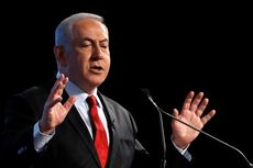 Tel Aviv Ditembak Roket, PM Netanyahu Persingkat Kunjungan di AS