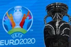 Tak Semua Pertandingan Euro 2020 Tayang di TV Reguler