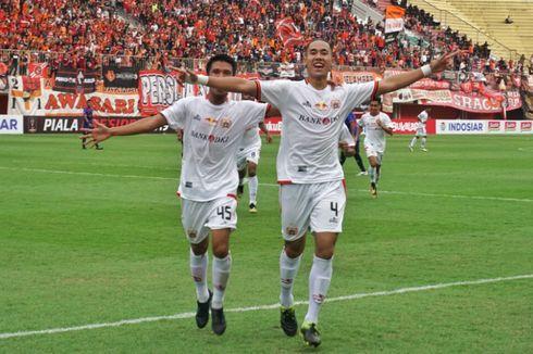 Piala Presiden 2019, Ryuji Utomo Persembahkan Gol untuk Jakmania dan Rekan Setim
