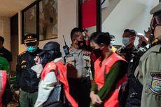 Satpol PP Gerebek Rumah Kos dan Hotel di Tangerang, 4 Perempuan dan 4 Pasangan Bukan Suami Terjaring Razia