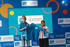 Gerakan Lari Satu Hari 1 Km untuk Dukung Indonesia di SEA Games 2019