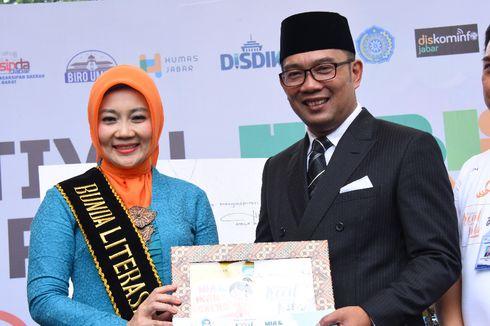 Kang Emil Tak Ingin Program Literasi Hanya Jadi Seremonial Belaka