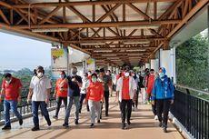 Menhub Sebut Intermoda Cisauk BSD City, TOD Terbaik di Indonesia