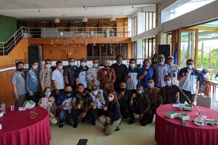 Perhimpunan Penggemar Mobil Kuno Indonesia (PPMKI) Pengurus Provinsi (PengProv) Jawa Barat