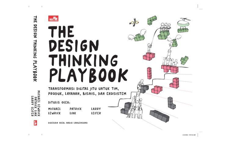 The Design Thinking Playbook mengajak pembaca mengenal revolusi industri 4.0