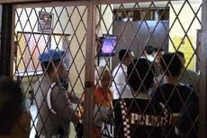 16 Tahanan Kabur Masih Buron, Polresta Palembang Gelar Rekontruksi