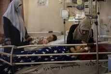 Korban Tewas di Gaza Meningkat, Rumah Sakit Tertekan Pandemi dan Korban Luka